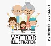 people design over white... | Shutterstock .eps vector #233722975