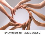 making a circle | Shutterstock . vector #233760652