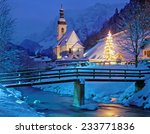 Christmas Time In Bavaria In...