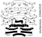 hand drawn element | Shutterstock .eps vector #233842525