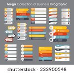 infographic templates for... | Shutterstock .eps vector #233900548