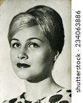 ussr   circa 1960s  studio...   Shutterstock . vector #234063886