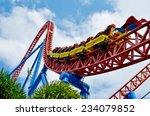 gold coast  aus    nov 20 2014... | Shutterstock . vector #234079852