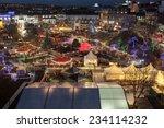galway   november 22  panoramic ... | Shutterstock . vector #234114232
