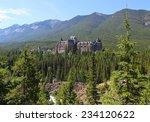 Banff  Canada   July 28  Banff...