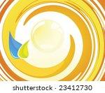 environmental spiral concept  ...   Shutterstock .eps vector #23412730