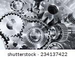 Engineering  Cogwheels  Gears...