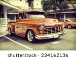 hua hin   november 29  1950th... | Shutterstock . vector #234162136