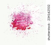 christmas   Shutterstock .eps vector #234162532