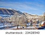 piatra craiului mountains in... | Shutterstock . vector #23428540