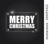 christmas card   Shutterstock .eps vector #234291412