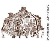 Mansard Roof Fantasy