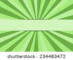 abstract background green tone... | Shutterstock .eps vector #234483472