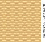 abstract sandy dunes seamless...   Shutterstock . vector #234516178