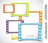 Color Films Frame