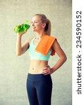 Fitness  Sport  Training  Drin...