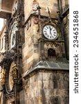 Astronomical Clock From Prague