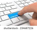upgrade | Shutterstock . vector #234687226