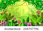 beautiful natural background... | Shutterstock .eps vector #234747796