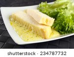 fish terrine made from pike... | Shutterstock . vector #234787732