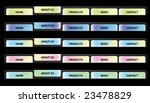 website button templates  ... | Shutterstock .eps vector #23478829