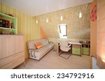 room for schooler. interior in... | Shutterstock . vector #234792916