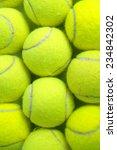 tennis balls | Shutterstock . vector #234842302
