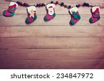 Christmas Decorations Stocking...