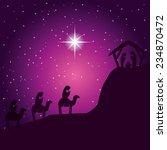 christmas  design   vector... | Shutterstock .eps vector #234870472