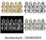 editable vector illustrations... | Shutterstock .eps vector #234893302