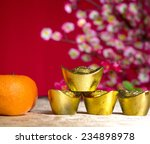 chinese new year festival...   Shutterstock . vector #234898978