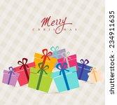vector attractive background of ...   Shutterstock .eps vector #234911635