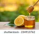 honey lemon | Shutterstock . vector #234913762