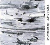 black abstract watercolor macro ... | Shutterstock . vector #234944266