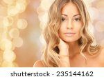 beauty  people and health... | Shutterstock . vector #235144162