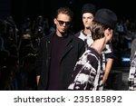 new york  ny   september 06 ... | Shutterstock . vector #235185892