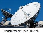 telecommunication satellites | Shutterstock . vector #235283728