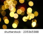 abstract bokeh light background.   Shutterstock . vector #235365388