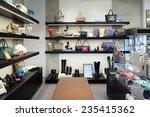 bright and fashionable interior ... | Shutterstock . vector #235415362