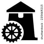 Watermill Icon