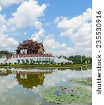 ho kham royal pavilion  the...
