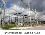 Electricity Substation With...