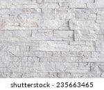 modern wall | Shutterstock . vector #235663465