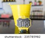 Tips Yellow Bucket