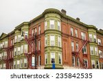 new york city apartments | Shutterstock . vector #235842535