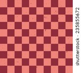 A Red Checkered Vector...