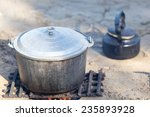 cooking on the nature of the...   Shutterstock . vector #235893928