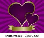 a valentines vector... | Shutterstock .eps vector #23592520