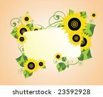 Card With Sunflower. See My...