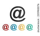 Email Symbol   Vector Icon ...